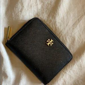 Tory Burch Mini Wallet black